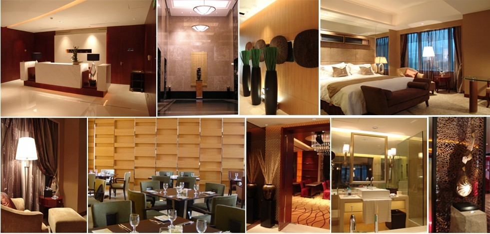 酒店软装配饰设计多应用简欧风格,是欧式风格的一种,相对比拥有浓厚欧洲风味的欧式装饰风格,简欧更为清新、大气、更贴近于自然也更符合中国人内敛的审美观念。在酒店软装配饰设计上,此种风格广为应用, 体现与国际接轨的思潮。 酒店的软装配饰设计非常重要,要充分体现硬装设计上的精髓,达到画龙点睛的作用。仟佰变酒店软装配饰设计认为:酒店陈设是一门艺术,一个综合性的专业,要体现空间内涵、魅力,强化审美效果,丰富人们对空间的审美需要,升华空间特定的气质及个性。 仟佰变酒店软装配饰设计总结酒店配饰搭配重点: 1.